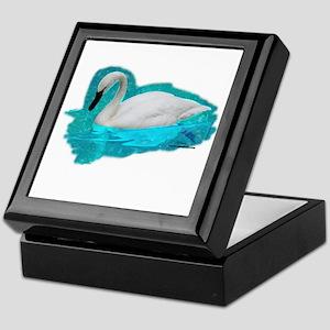 Trumpeter Swan Keepsake Box