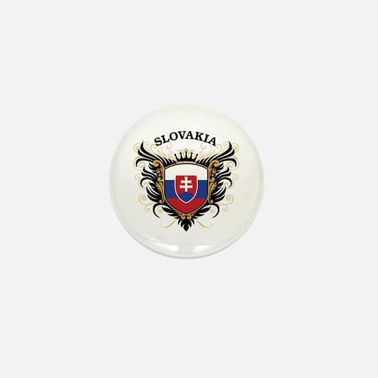 Slovakia Mini Button