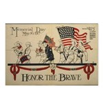 Honor the Brave Postcards (Package of 8)