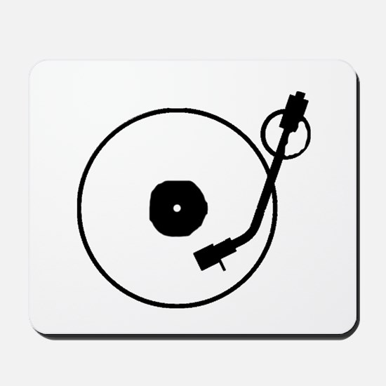 Turntable Mousepad