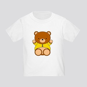 One Year Old Bear Toddler T-Shirt