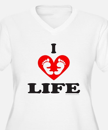 PRO-LIFE/RIGHT TO LIFE T-Shirt