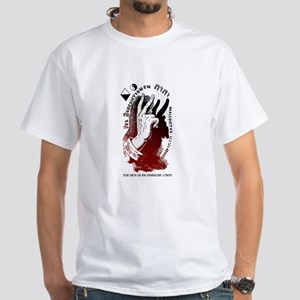 Witch Hunt: Excommunication! White T-shirt