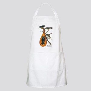 Audubon Purple Martins Bird BBQ Apron