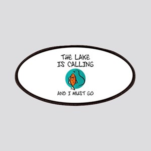 The Lake Is Calling Patches