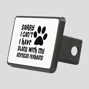 I Have Plans With My Ameri Rectangular Hitch Cover