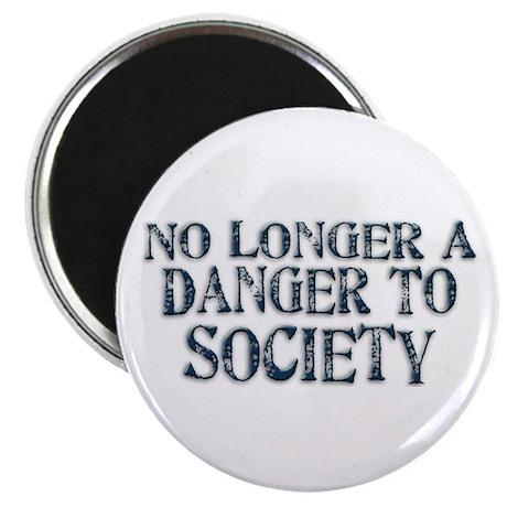 Danger To Society Magnet
