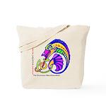 StoryRhyme Jabberwocky Book Tote Bag