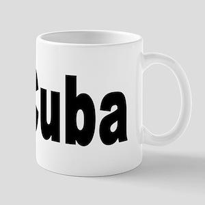 I Love Cuba Mug