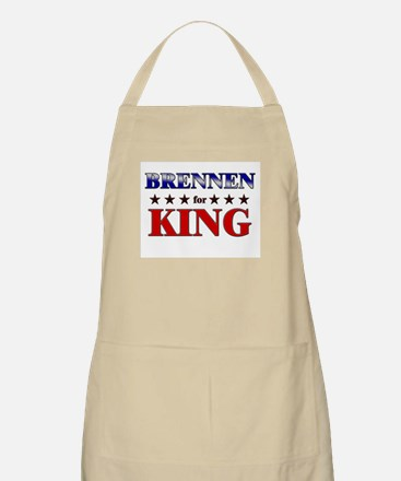 BRENNEN for king BBQ Apron