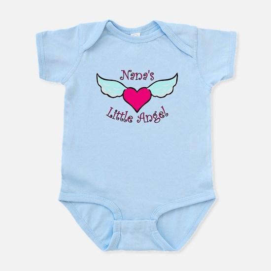 Nana's Little Angel Infant Bodysuit