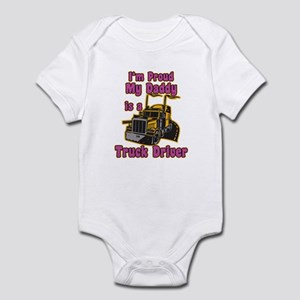 Proud of My Daddy Infant Bodysuit