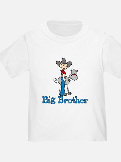 Stick Cowboy Big Brother T