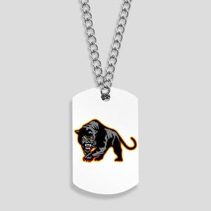 Black Panther Dog Tags