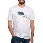 Shu Nian Fitted T-Shirt