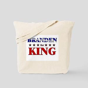 BRANDEN for king Tote Bag
