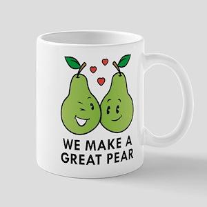 We Make A Great Pear Mug