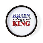 BRAIN for king Wall Clock