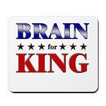 BRAIN for king Mousepad