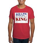 BRAIN for king Dark T-Shirt
