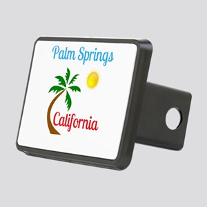 Palm Springs California Pa Rectangular Hitch Cover