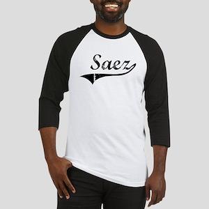 Saez (vintage) Baseball Jersey