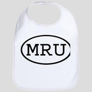 MRU Oval Bib
