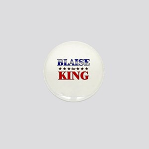 BLAISE for king Mini Button