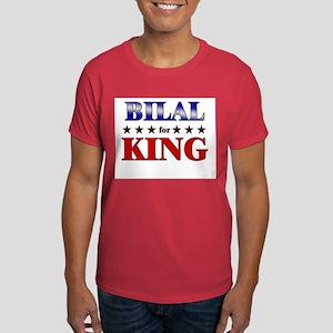BILAL for king Dark T-Shirt
