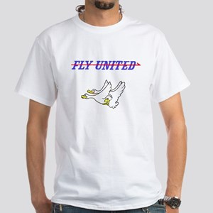 Fly United Women's Dark T-Shirt