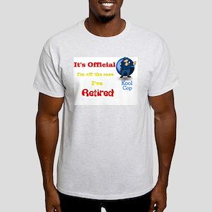 Kool Cop. Light T-Shirt
