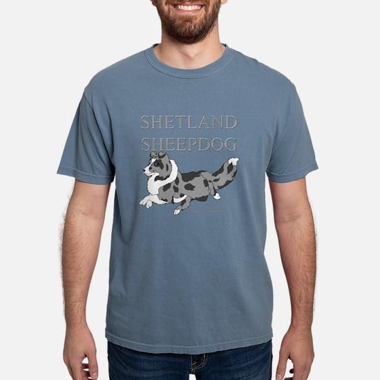 Bi-Blue Sheltie T-Shirt