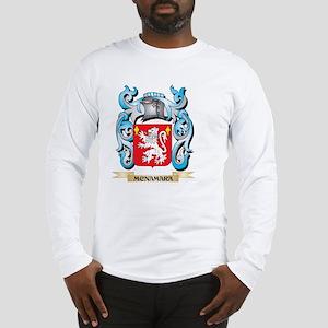 Mcnamara Coat of Arms - Family Long Sleeve T-Shirt