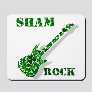 Sham Rock Mousepad
