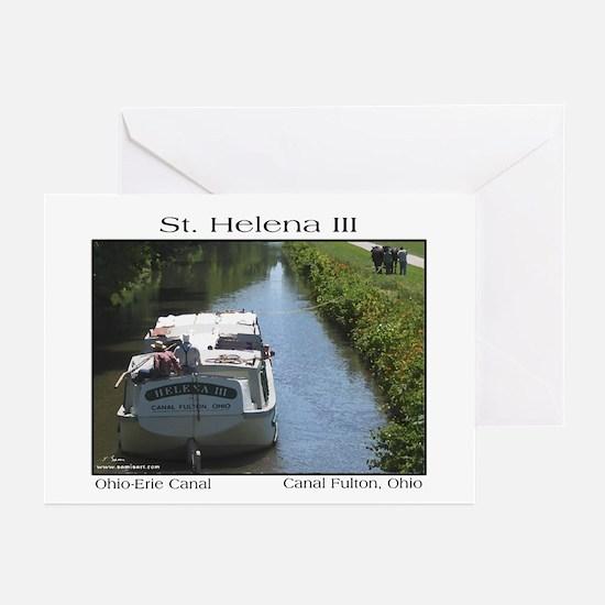 St. Helena III Greeting Cards (Pk of 10)