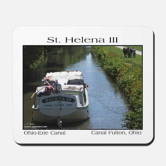 St. Helena III Mousepad