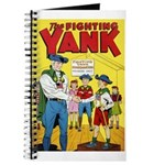 Classic Fighting Yank Final Issue SketchBook