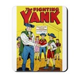 Classic Fighting Yank Final Issue Mousepad
