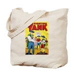 Classic Fighting Yank Final Issue Tote Bag