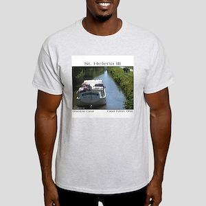 St. Helena III Ash Grey T-Shirt