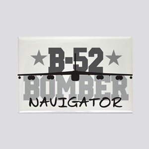 B-52 Aviation Navigator Rectangle Magnet