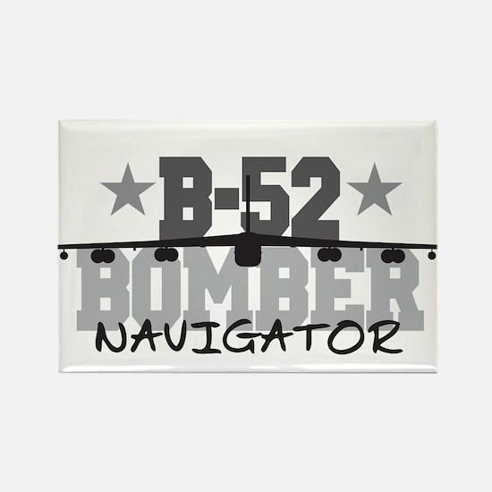 B-52 Aviation Navigator Rectangle Magnet