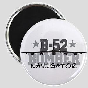 B-52 Aviation Navigator Magnet