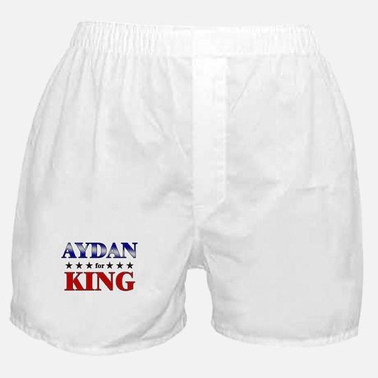 AYDAN for king Boxer Shorts
