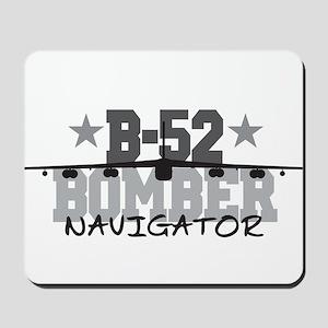 B-52 Aviation Navigator Mousepad