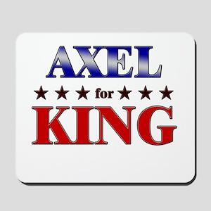 AXEL for king Mousepad