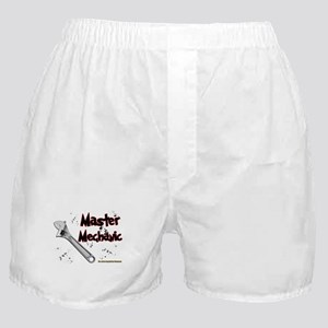 Master Mechanic Boxer Shorts