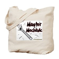 Master Mechanic Tote Bag