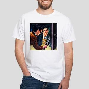 Blade White T-Shirt