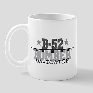 B-52 Aviation Navigator Mug